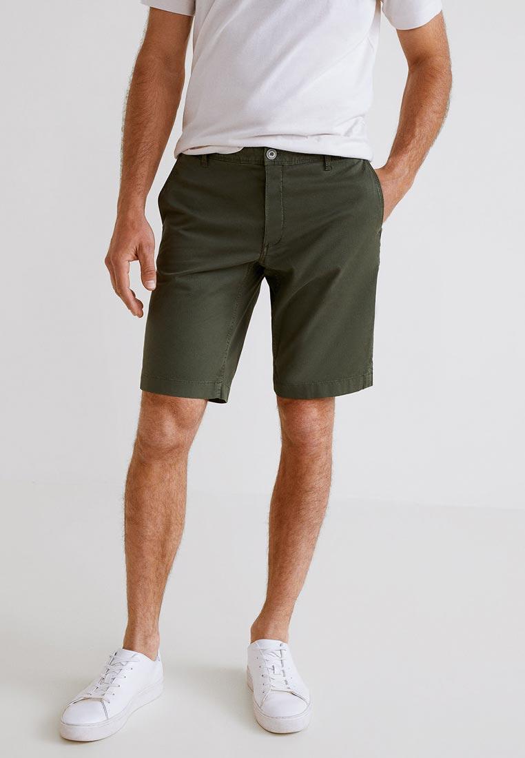 Мужские повседневные шорты Mango Man 33030530