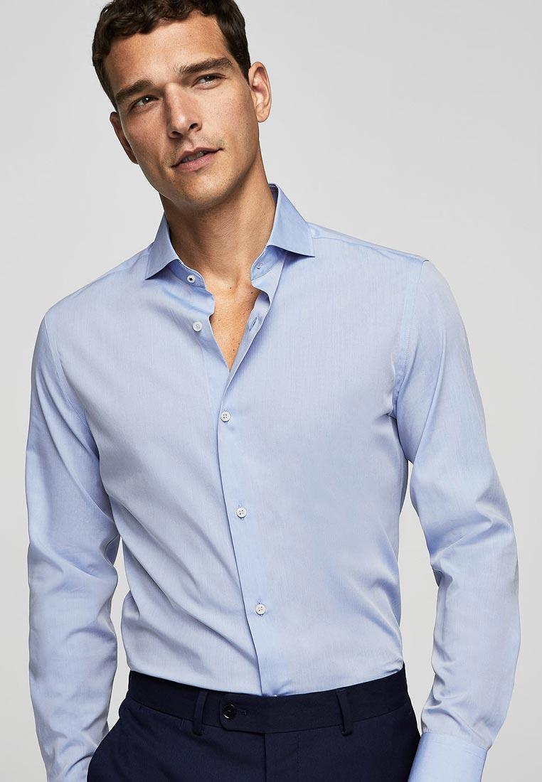Рубашка с длинным рукавом Mango Man 33040637