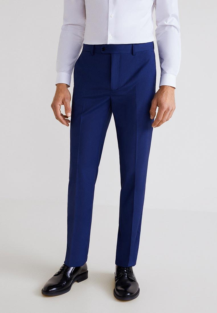 Мужские зауженные брюки Mango Man 33040509