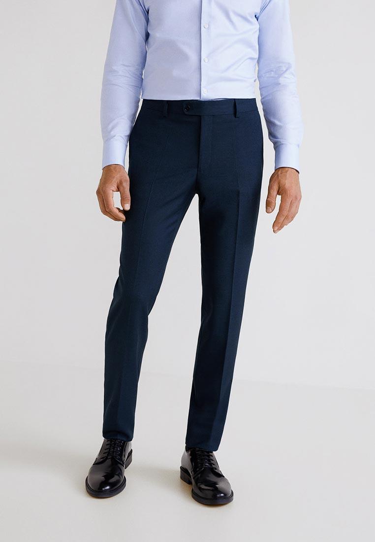 Мужские зауженные брюки Mango Man 33020547
