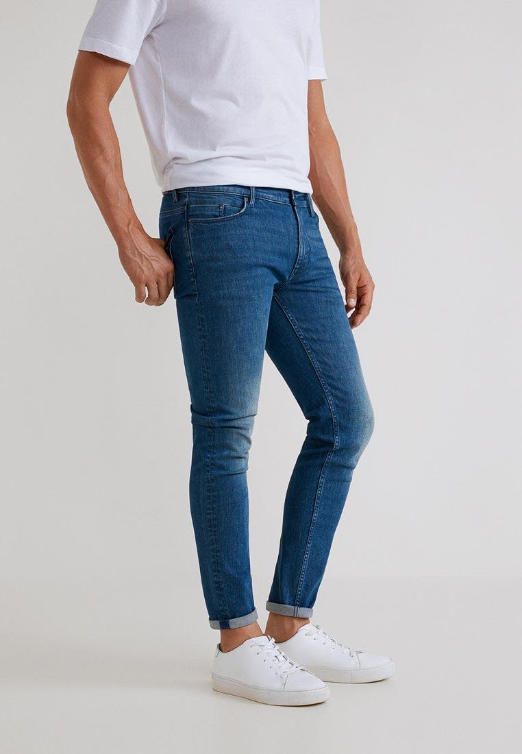 Зауженные джинсы Mango Man 33020578