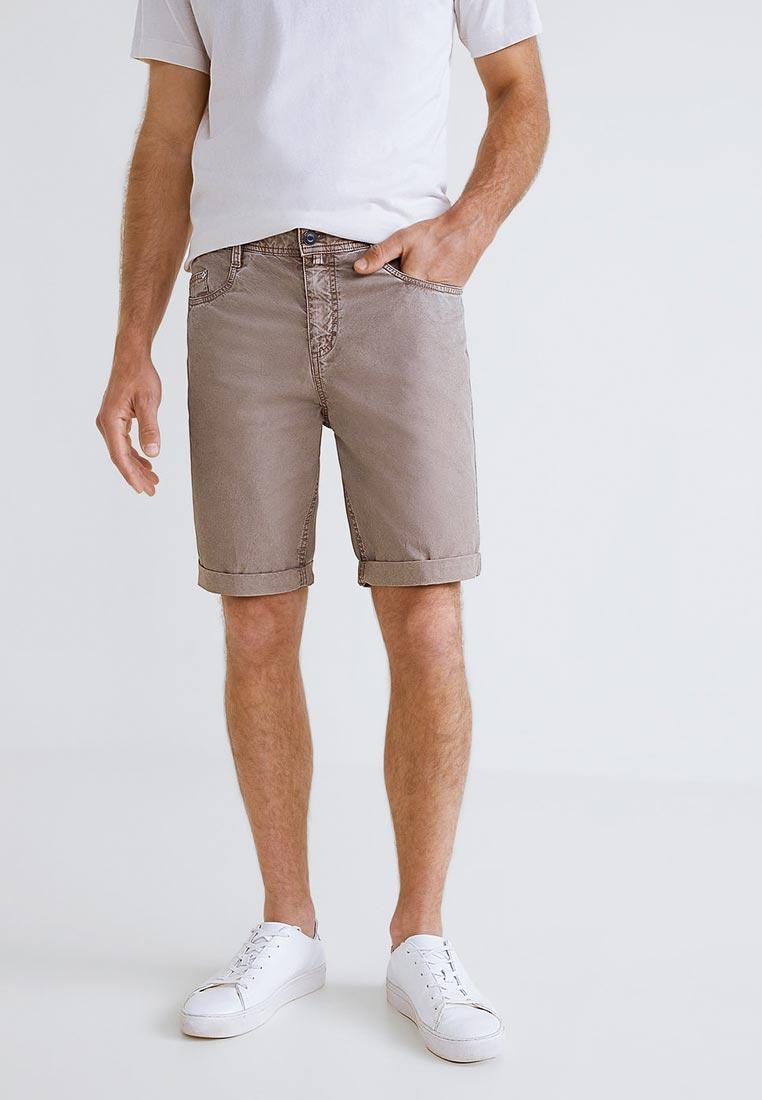Мужские джинсовые шорты Mango Man 33030531