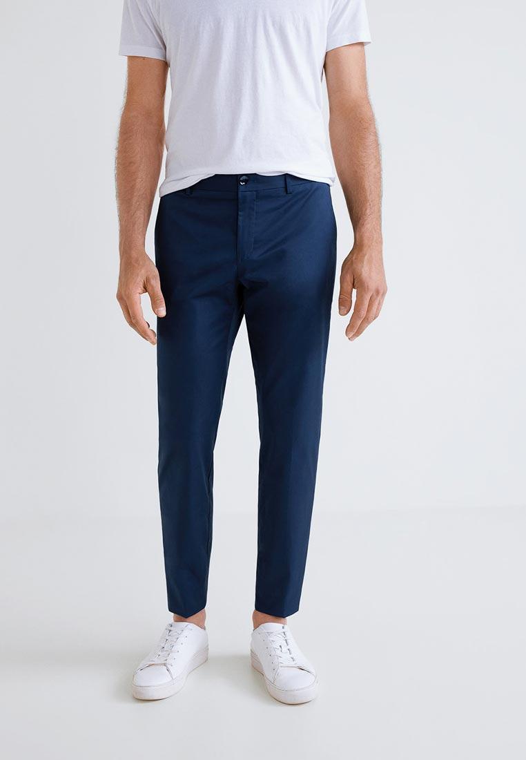 Мужские зауженные брюки Mango Man 33020542