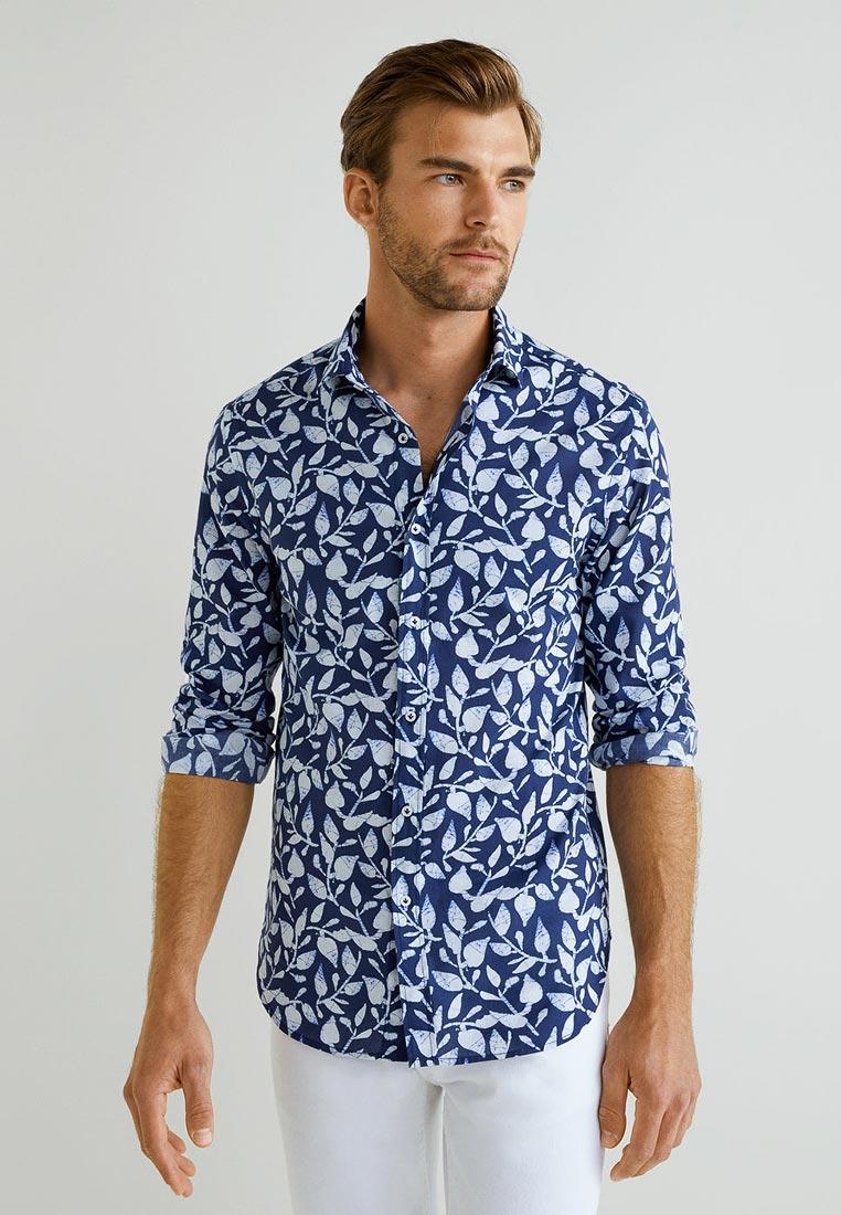 Рубашка с длинным рукавом Mango Man 31080760