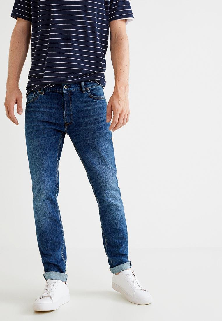 Мужские прямые джинсы Mango Man 33020570