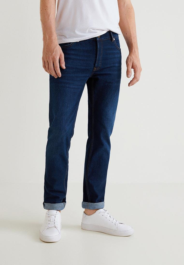Мужские прямые джинсы Mango Man 33020567