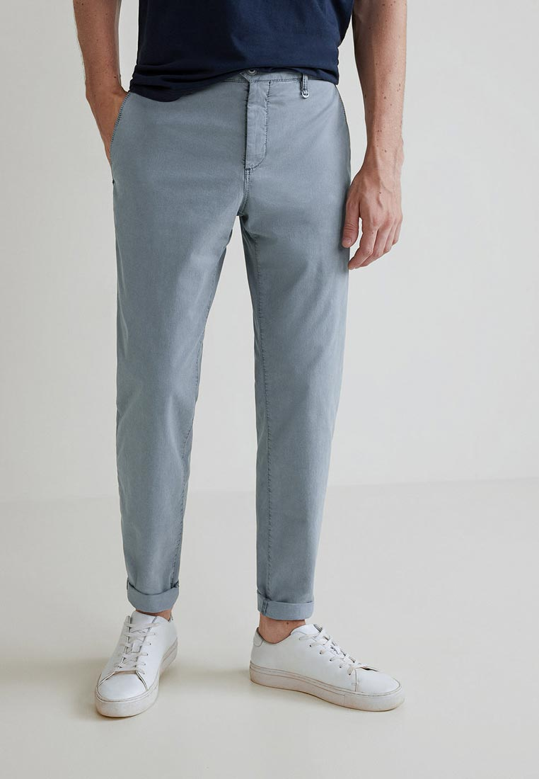 Мужские повседневные брюки Mango Man 33020543