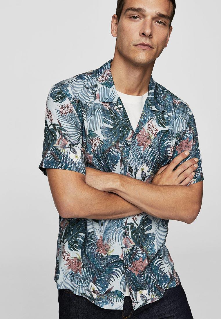 Рубашка с длинным рукавом Mango Man 33030616