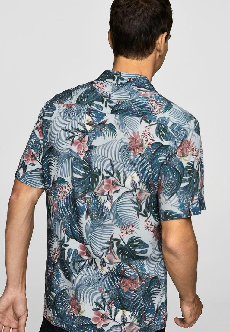 Рубашка с длинным рукавом Mango Man 33030616: изображение 2