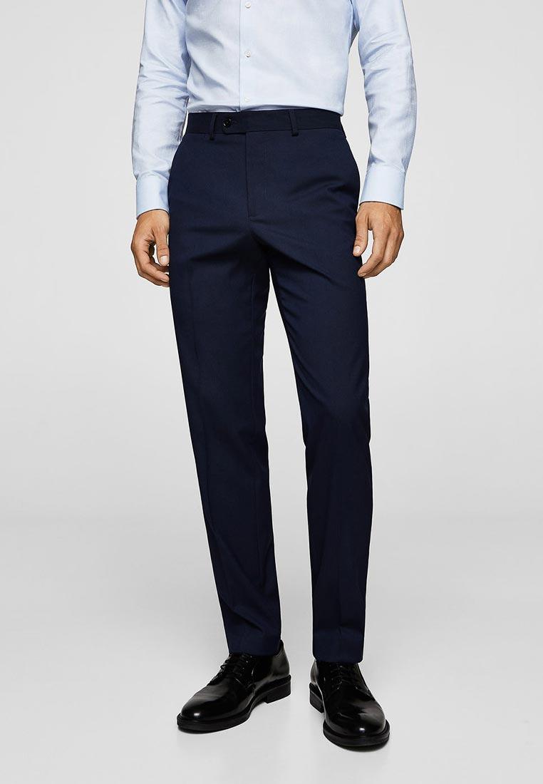 Мужские зауженные брюки Mango Man 33030507