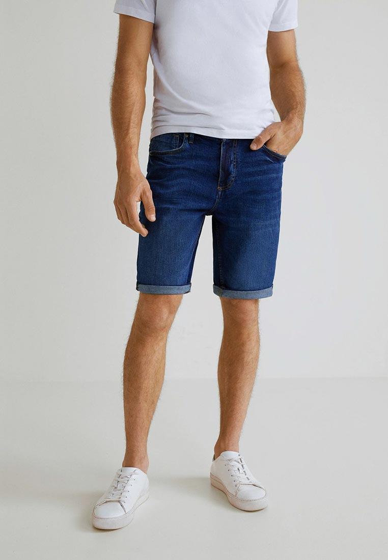 Мужские джинсовые шорты Mango Man 33060550