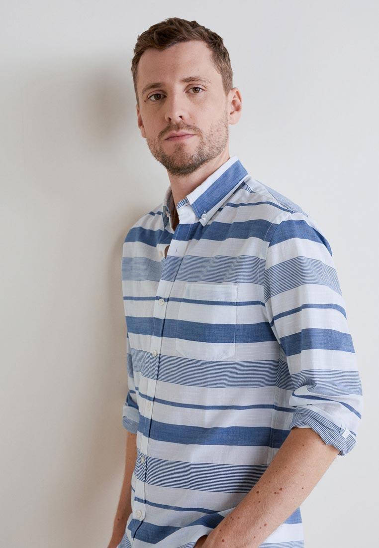 Рубашка с длинным рукавом Mango Man 33010727