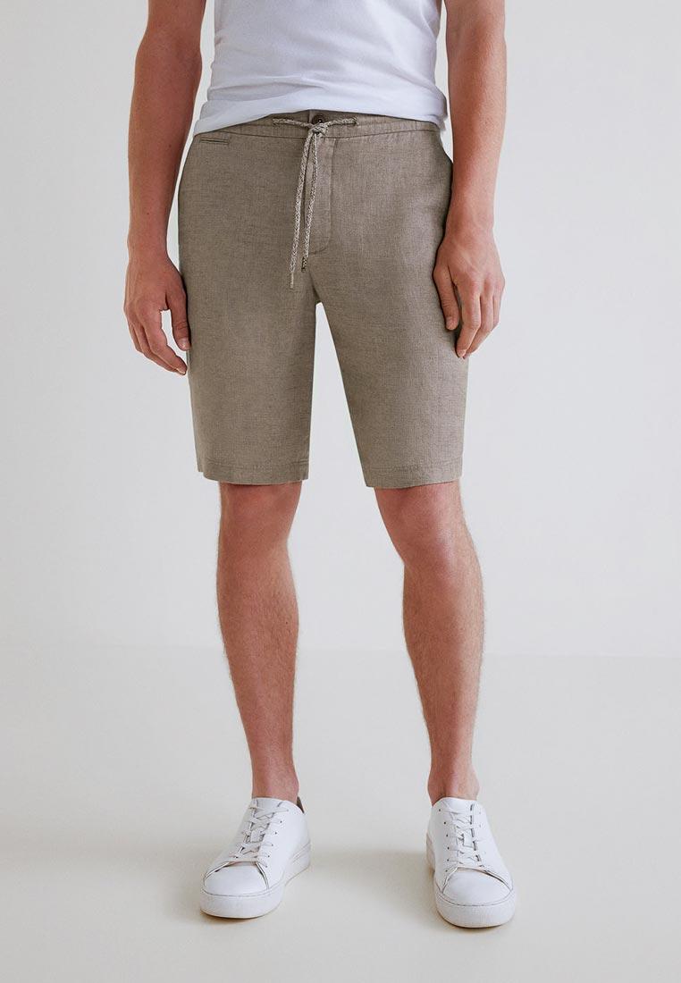 Мужские повседневные шорты Mango Man 33020545