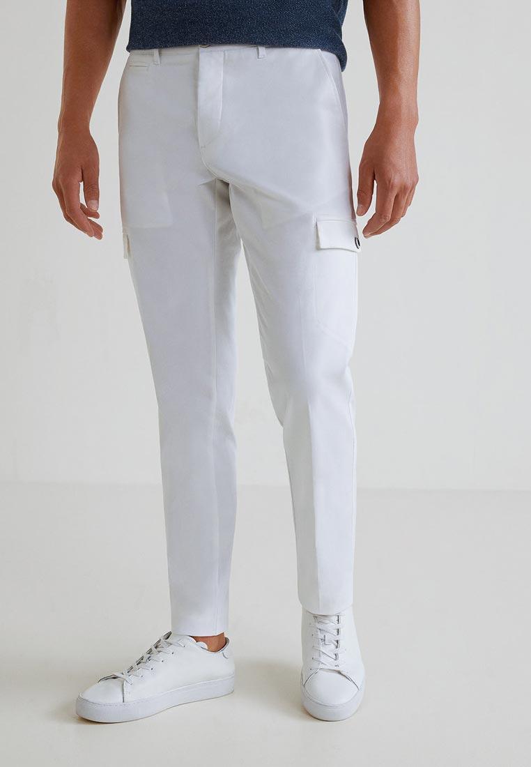 Мужские повседневные брюки Mango Man 33030857
