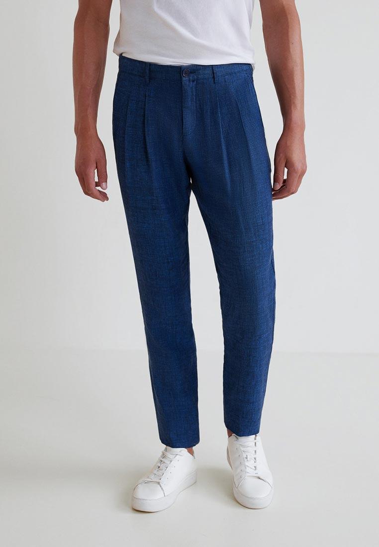 Мужские повседневные брюки Mango Man 33060748