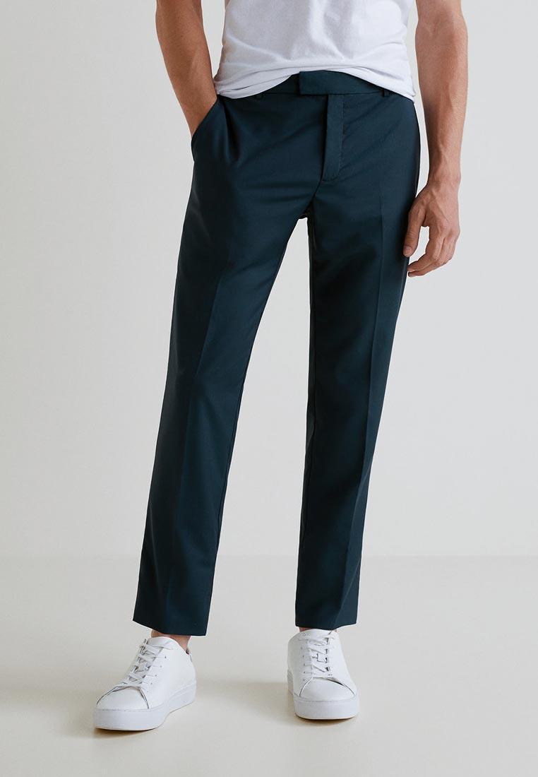 Мужские прямые брюки Mango Man 33030538