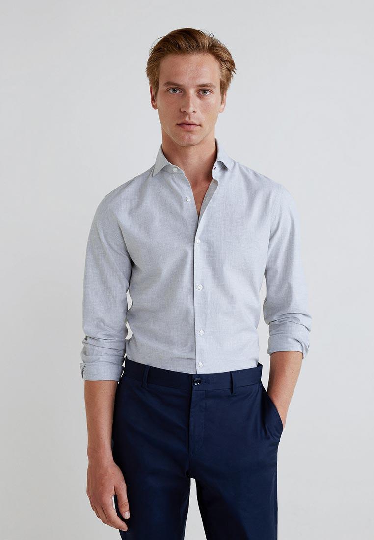 Рубашка с длинным рукавом Mango Man 33003739