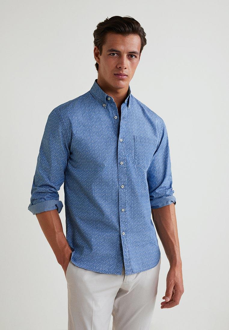 Рубашка с длинным рукавом Mango Man 33013733