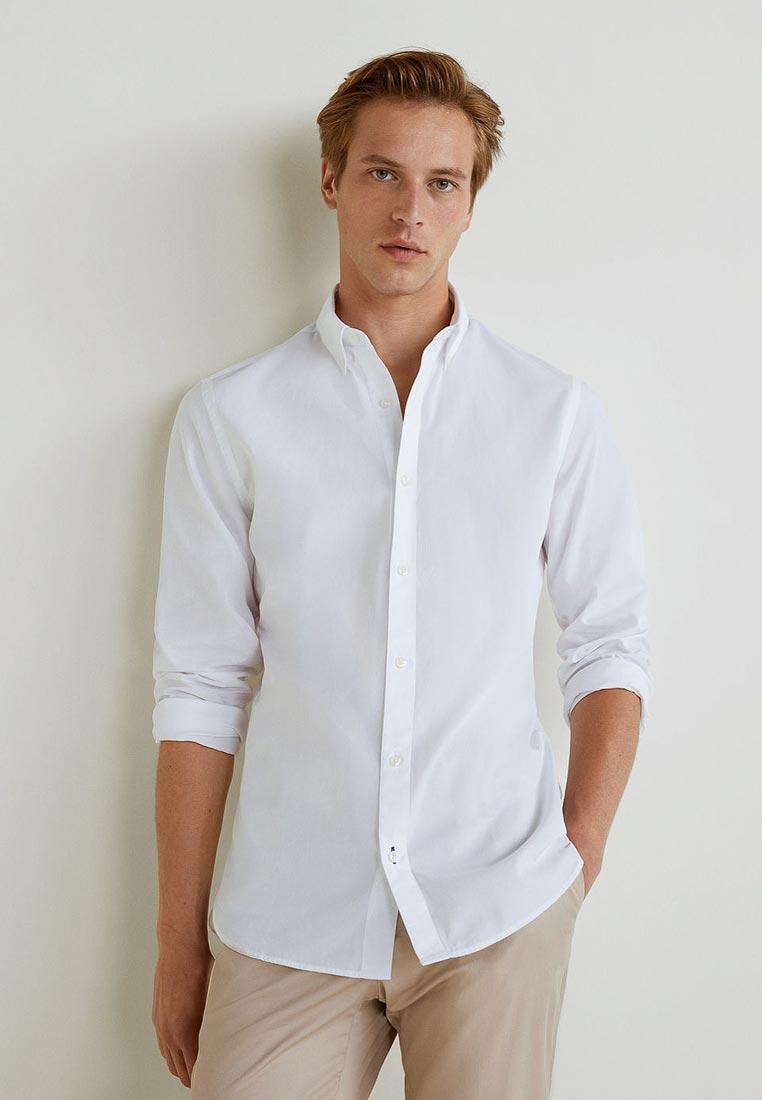 Рубашка с длинным рукавом Mango Man 33073741