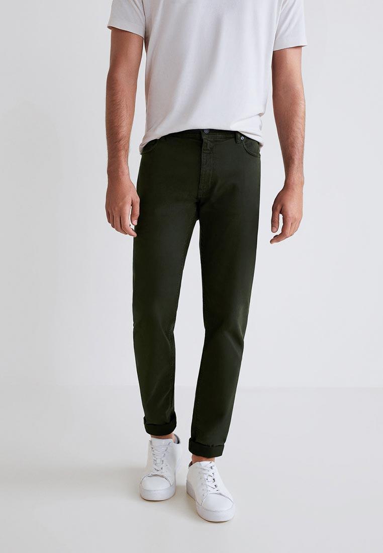Мужские повседневные брюки Mango Man 33043799