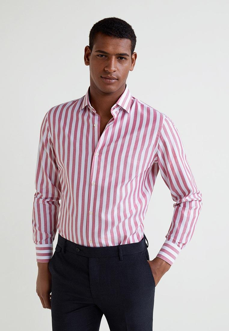 Рубашка с длинным рукавом Mango Man 33085012