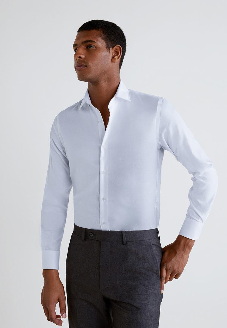 Рубашка с длинным рукавом Mango Man 33023749