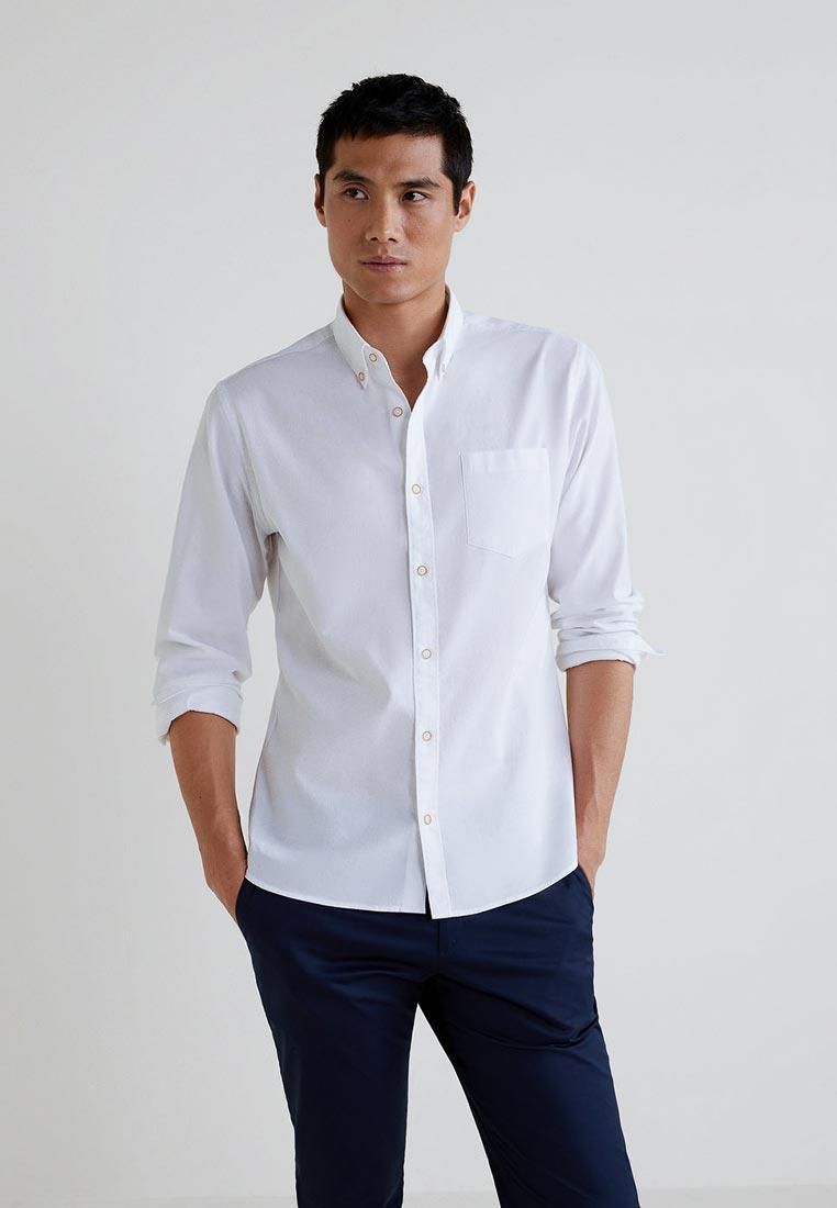 Рубашка с длинным рукавом Mango Man 33035723