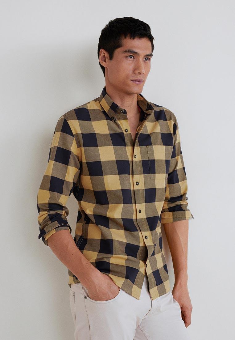 Рубашка с длинным рукавом Mango Man 33015727