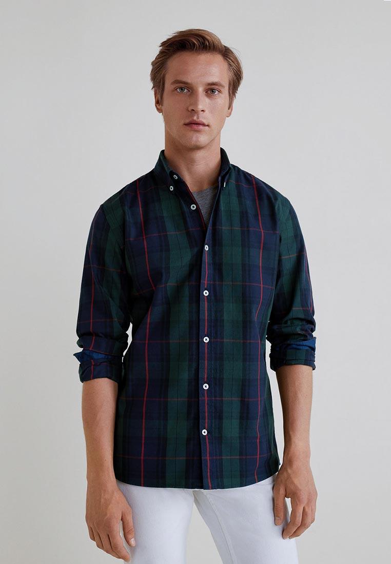 Рубашка с длинным рукавом Mango Man 33065720