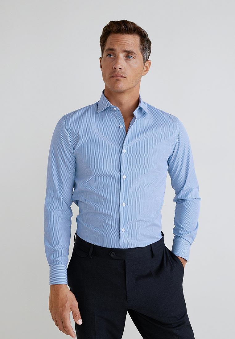 Рубашка с длинным рукавом Mango Man 33023748