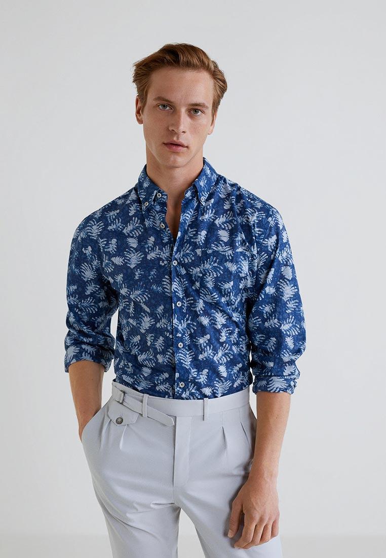 Рубашка с длинным рукавом Mango Man 33013734