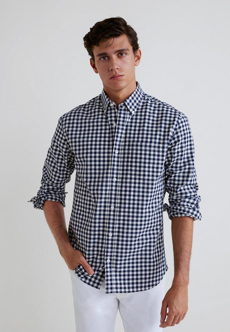 Рубашка с длинным рукавом Mango Man 33015729