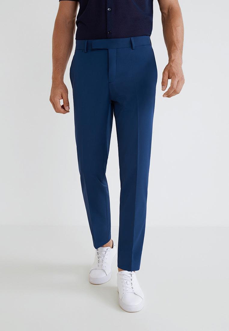 Мужские классические брюки Mango Man 33005012