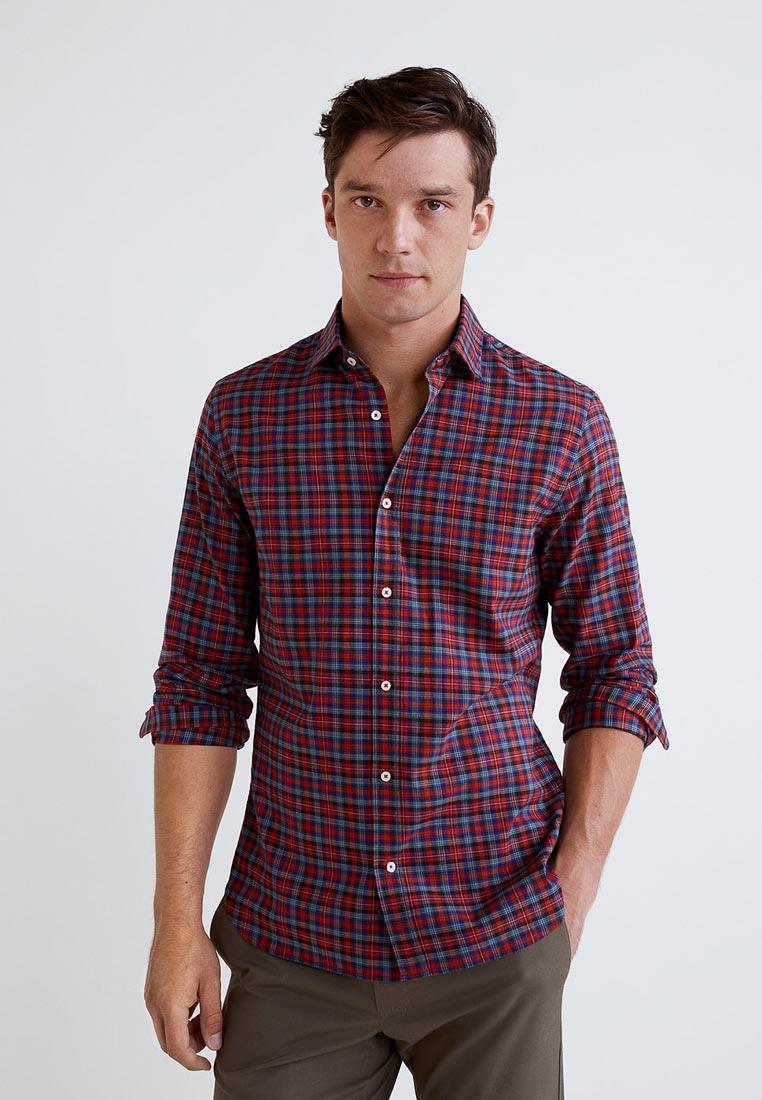 Рубашка с длинным рукавом Mango Man 33015730