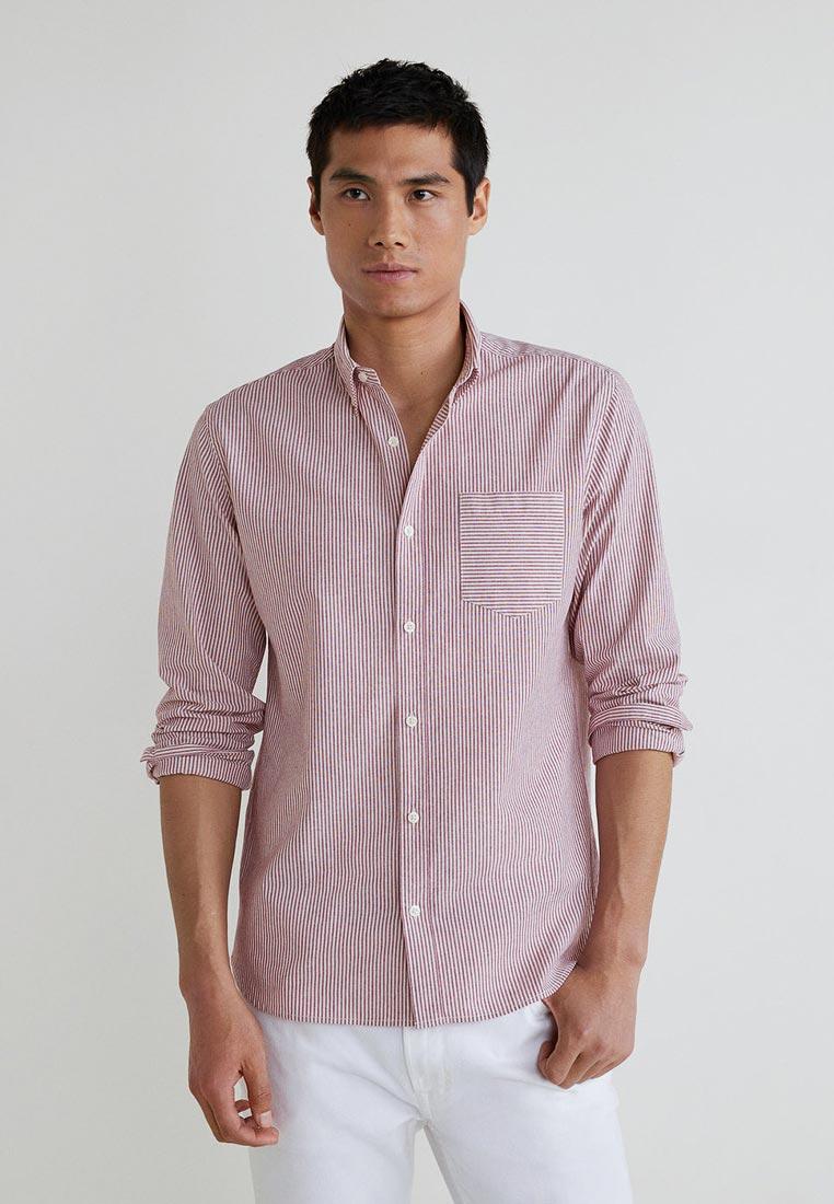 Рубашка с длинным рукавом Mango Man 33025724