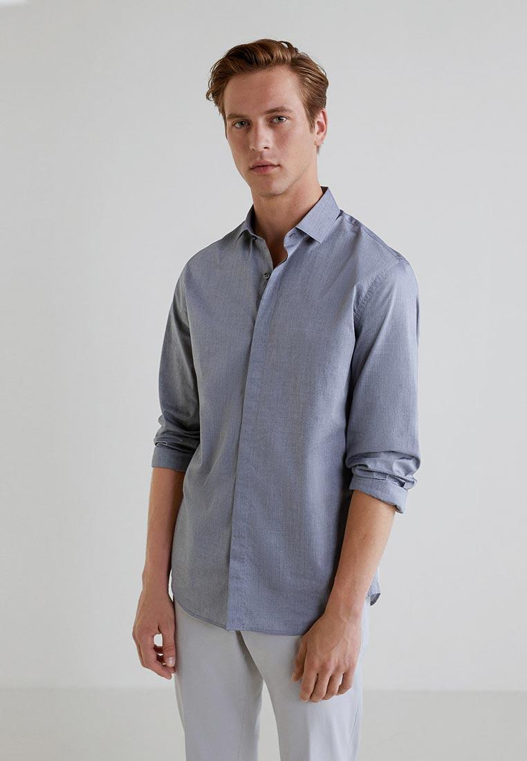 Рубашка с длинным рукавом Mango Man 33065716