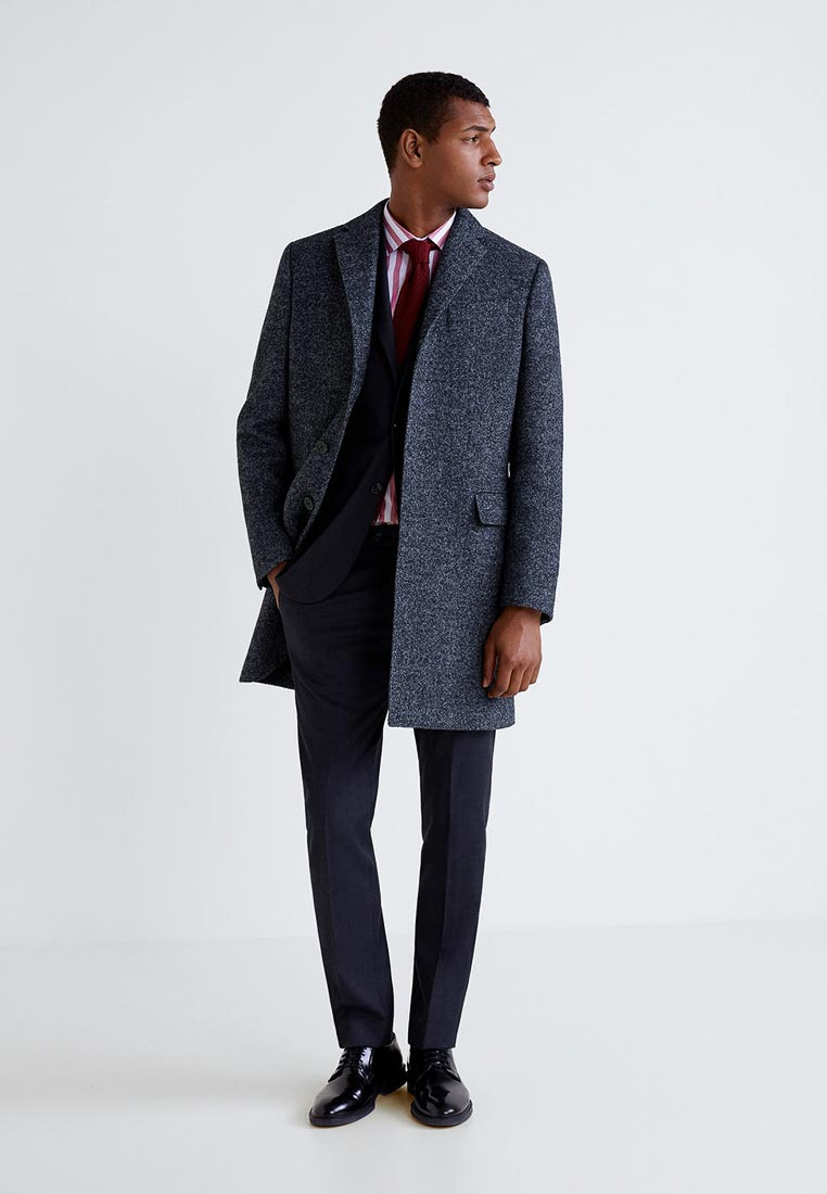 Мужские пальто Mango Man 33035720