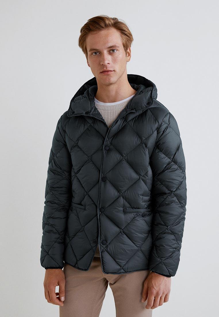 Утепленная куртка Mango Man 33075714