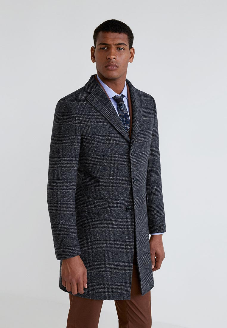 Мужские пальто Mango Man 33085718