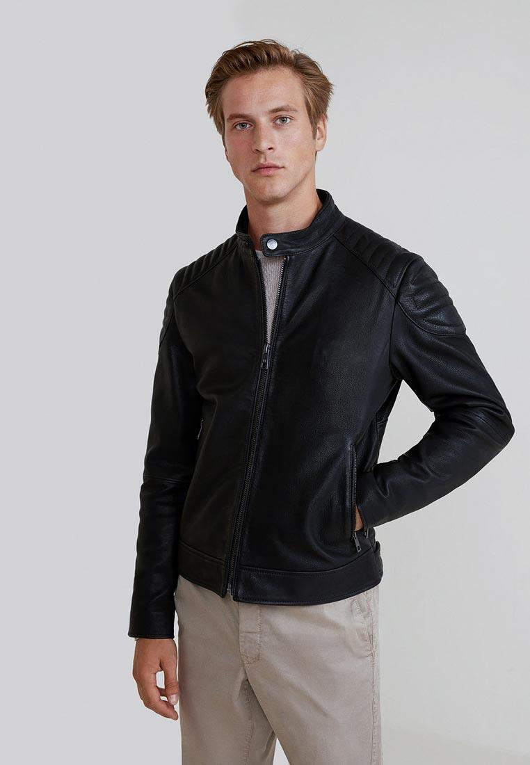 Кожаная куртка Mango Man 33085710