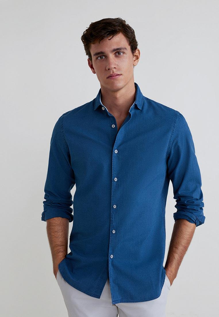 Рубашка Mango Man 33003737: изображение 1