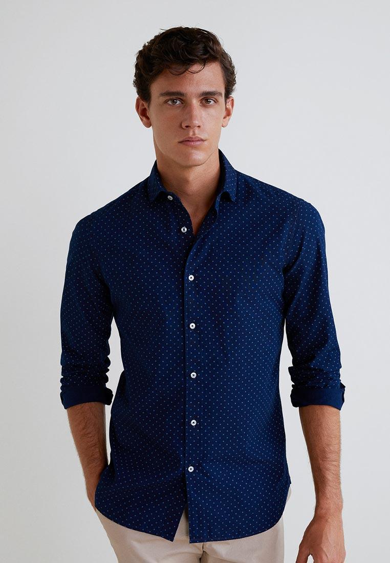 Рубашка с длинным рукавом Mango Man 33023736