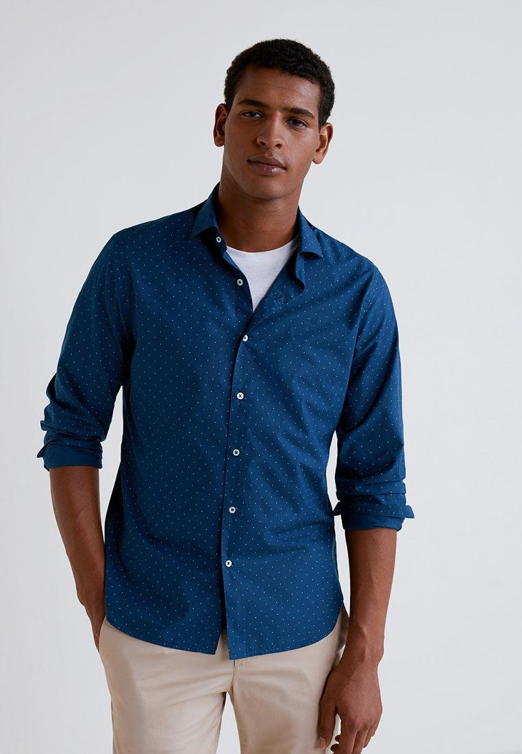 Рубашка с длинным рукавом Mango Man 33075805