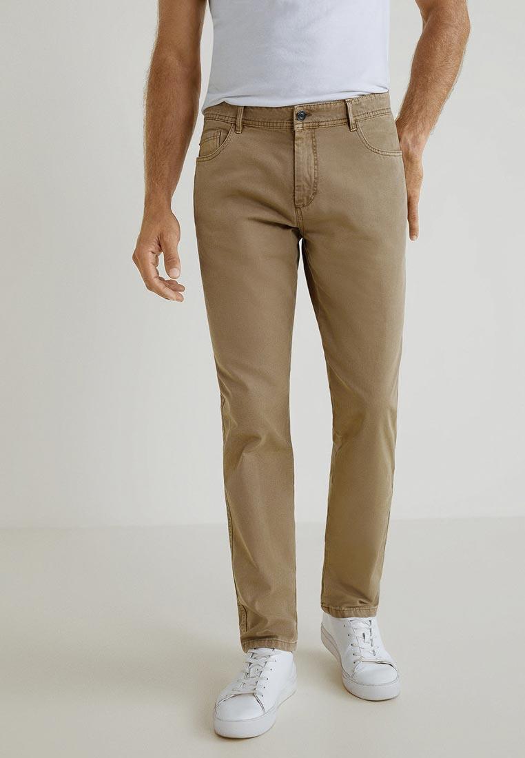 Мужские повседневные брюки Mango Man 33005013