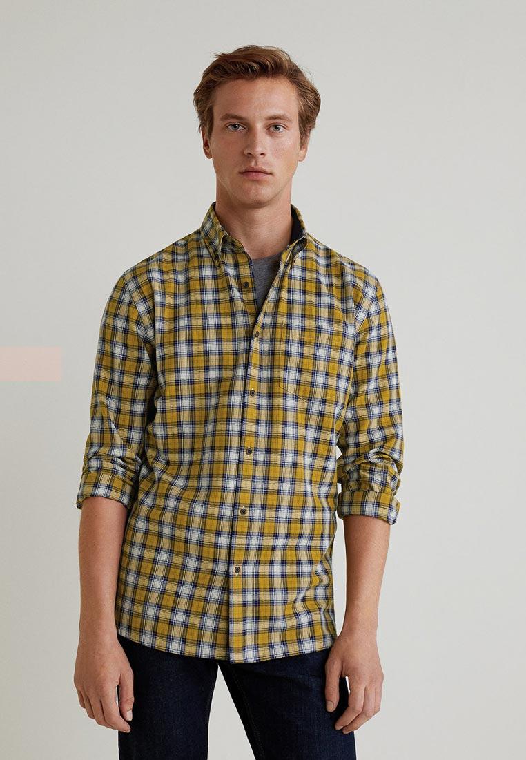 Рубашка с длинным рукавом Mango Man 33037641