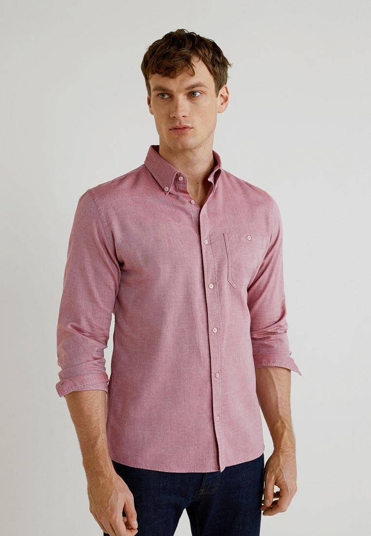 Рубашка с длинным рукавом Mango Man 33017640