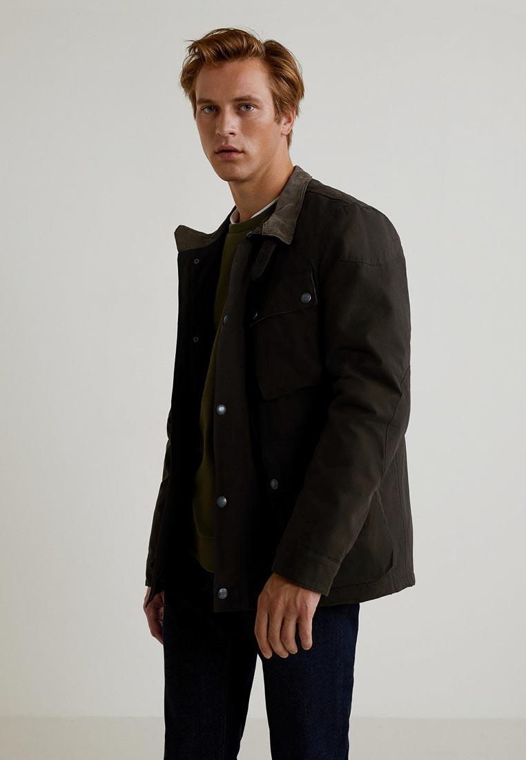 Утепленная куртка Mango Man 33027634