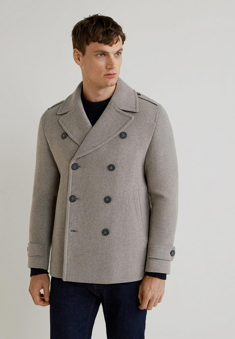 Мужские пальто Mango Man 33847631