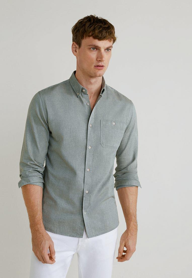 Рубашка с длинным рукавом Mango Man 33017640: изображение 1