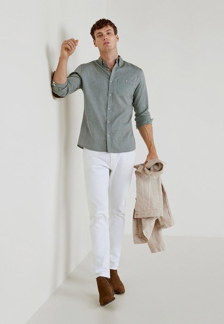 Рубашка с длинным рукавом Mango Man 33017640: изображение 2